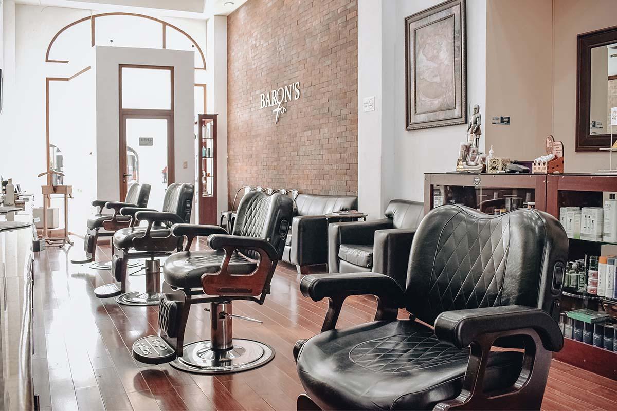 Barbería Paseo Cayalá
