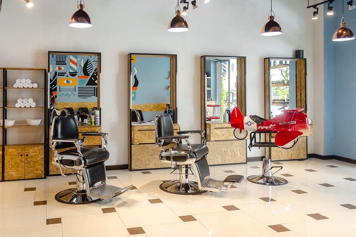Barbería Escala Carretera