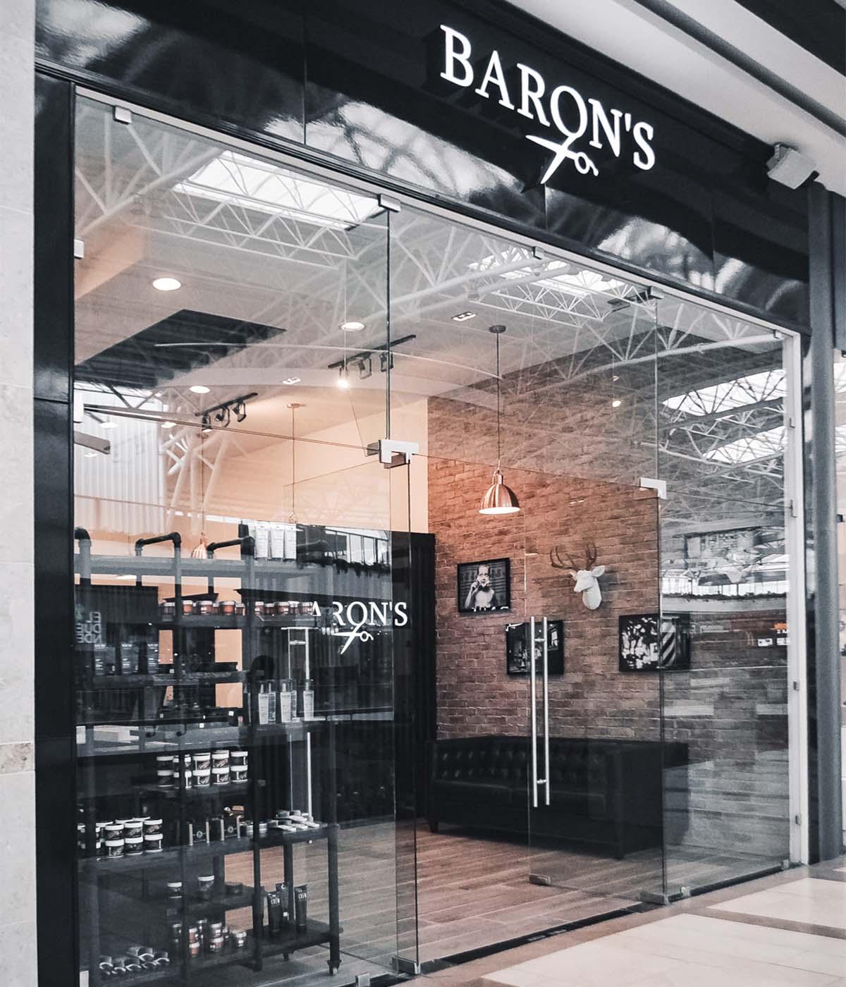 Barbería Naranjo Mall