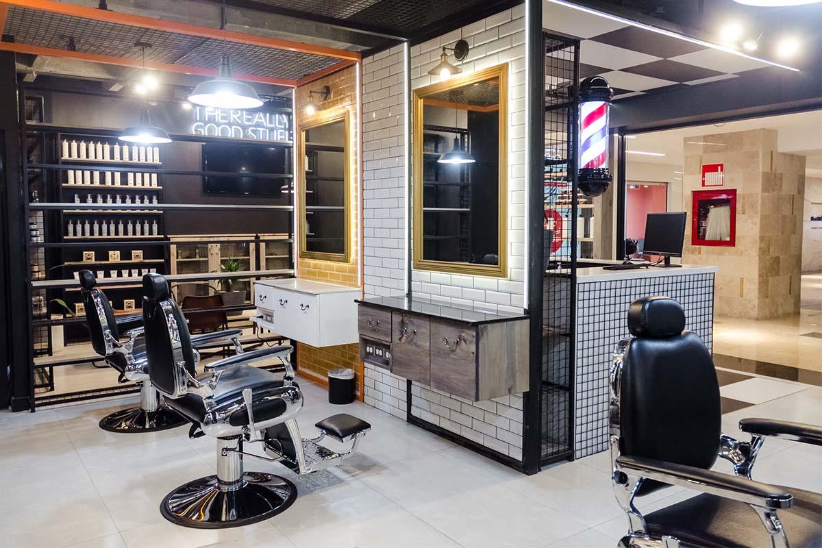 Barbería Oakland Mall