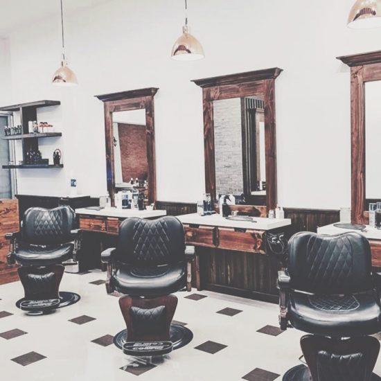 Barbería Pradera zona 10