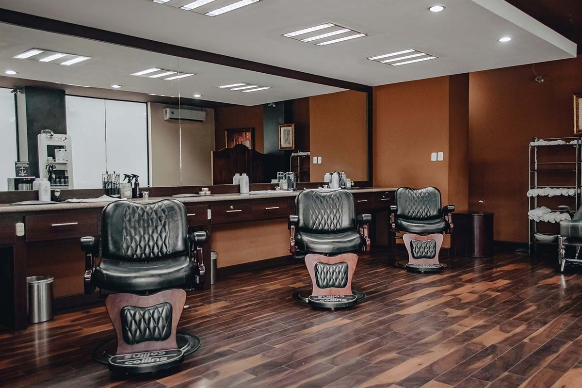 Barbería zona 15