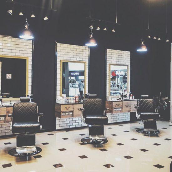 Barbería Pradera Vistares